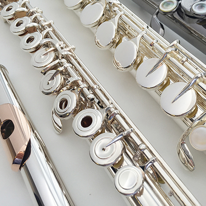 Choose your Trevor James Flute