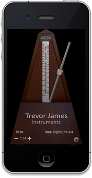 Metronome smaller
